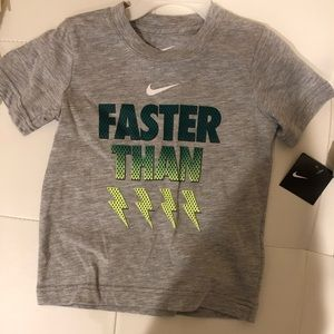 Nike Tee for a boy 3T